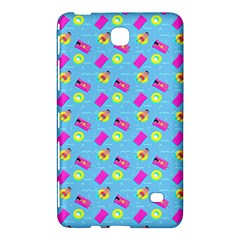 Summer Pattern Samsung Galaxy Tab 4 (7 ) Hardshell Case  by ValentinaDesign