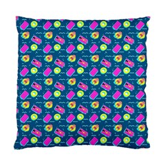 Summer Pattern Standard Cushion Case (two Sides) by ValentinaDesign