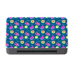 Summer Pattern Memory Card Reader With Cf by ValentinaDesign