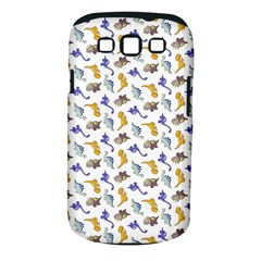 Dinosaurs Pattern Samsung Galaxy S Iii Classic Hardshell Case (pc+silicone) by ValentinaDesign