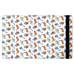 Dinosaurs Pattern Apple Ipad 3/4 Flip Case by ValentinaDesign