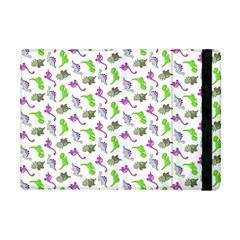 Dinosaurs Pattern Apple Ipad Mini Flip Case by ValentinaDesign