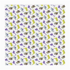Dinosaurs Pattern Medium Glasses Cloth by ValentinaDesign