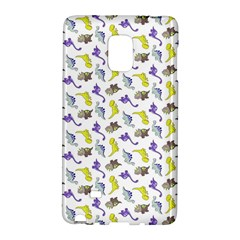 Dinosaurs Pattern Galaxy Note Edge by ValentinaDesign