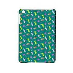 Dinosaurs Pattern Ipad Mini 2 Hardshell Cases by ValentinaDesign