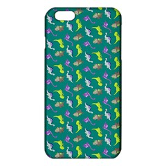 Dinosaurs Pattern Iphone 6 Plus/6s Plus Tpu Case by ValentinaDesign