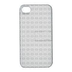Pattern Apple Iphone 4/4s Hardshell Case With Stand by ValentinaDesign