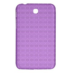Pattern Samsung Galaxy Tab 3 (7 ) P3200 Hardshell Case  by ValentinaDesign