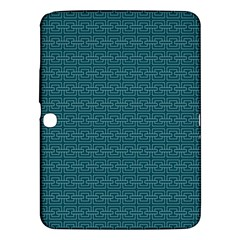 Pattern Samsung Galaxy Tab 3 (10 1 ) P5200 Hardshell Case  by ValentinaDesign