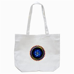 Power Core Tote Bag (white)