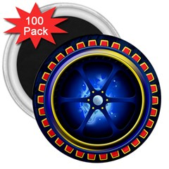 Power Core 3  Magnets (100 Pack)