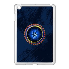 Power Core Apple Ipad Mini Case (white) by linceazul
