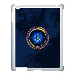 Power Core Apple Ipad 3/4 Case (white) by linceazul