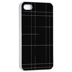 Constant Disappearance Lines Hints Existence Larger Stricter System Exists Through Constant Renewal Apple Iphone 4/4s Seamless Case (white) by Mariart