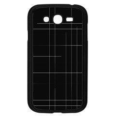Constant Disappearance Lines Hints Existence Larger Stricter System Exists Through Constant Renewal Samsung Galaxy Grand Duos I9082 Case (black)