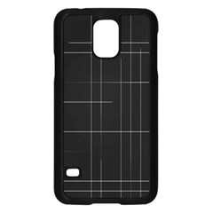 Constant Disappearance Lines Hints Existence Larger Stricter System Exists Through Constant Renewal Samsung Galaxy S5 Case (black) by Mariart
