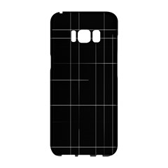 Constant Disappearance Lines Hints Existence Larger Stricter System Exists Through Constant Renewal Samsung Galaxy S8 Hardshell Case  by Mariart