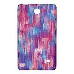 Vertical Behance Line Polka Dot Blue Green Purple Red Blue Small Samsung Galaxy Tab 4 (8 ) Hardshell Case  by Mariart