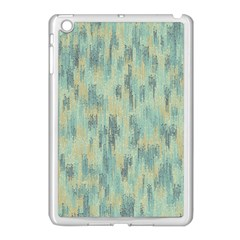 Vertical Behance Line Polka Dot Grey Apple Ipad Mini Case (white) by Mariart