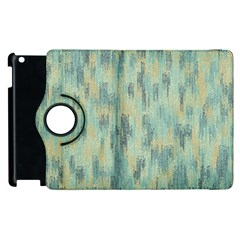 Vertical Behance Line Polka Dot Grey Apple Ipad 2 Flip 360 Case by Mariart