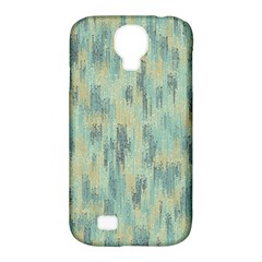 Vertical Behance Line Polka Dot Grey Samsung Galaxy S4 Classic Hardshell Case (pc+silicone) by Mariart