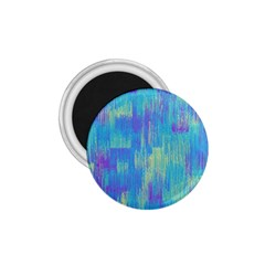 Vertical Behance Line Polka Dot Purple Green Blue 1 75  Magnets by Mariart