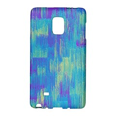 Vertical Behance Line Polka Dot Purple Green Blue Galaxy Note Edge by Mariart