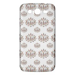 Dot Lotus Flower Flower Floral Samsung Galaxy Mega 5 8 I9152 Hardshell Case  by Mariart