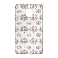 Dot Lotus Flower Flower Floral Galaxy Note Edge by Mariart