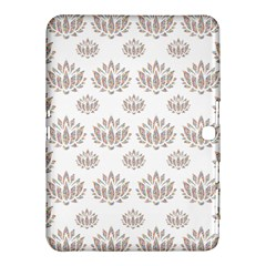 Dot Lotus Flower Flower Floral Samsung Galaxy Tab 4 (10 1 ) Hardshell Case  by Mariart