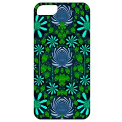 Strawberry Fantasy Flowers In A Fantasy Landscape Apple Iphone 5 Classic Hardshell Case by pepitasart