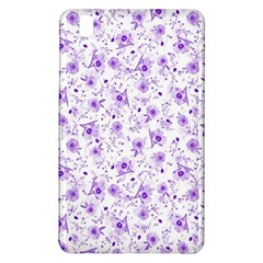 Floral Pattern Samsung Galaxy Tab Pro 8 4 Hardshell Case by ValentinaDesign