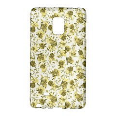 Floral Pattern Galaxy Note Edge by ValentinaDesign