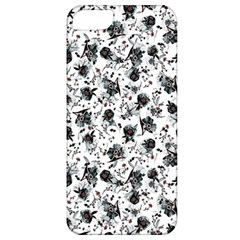 Floral Pattern Apple Iphone 5 Classic Hardshell Case by ValentinaDesign