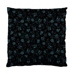 Floral Pattern Standard Cushion Case (one Side) by ValentinaDesign