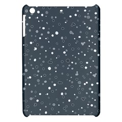 Dots Pattern Apple Ipad Mini Hardshell Case by ValentinaDesign