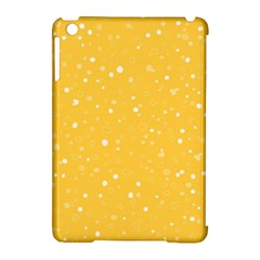 Dots Pattern Apple Ipad Mini Hardshell Case (compatible With Smart Cover) by ValentinaDesign