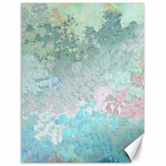 Pastel Garden Canvas 12  X 16   by digitaldivadesigns