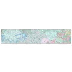 Pastel Garden Flano Scarf (small) by digitaldivadesigns