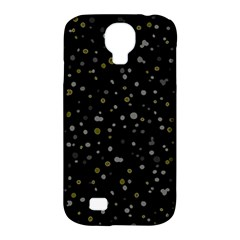 Dots Pattern Samsung Galaxy S4 Classic Hardshell Case (pc+silicone) by ValentinaDesign
