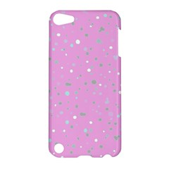 Dots Pattern Apple Ipod Touch 5 Hardshell Case by ValentinaDesign