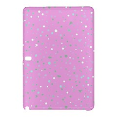Dots Pattern Samsung Galaxy Tab Pro 10 1 Hardshell Case by ValentinaDesign