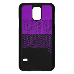 Abstract Art  Samsung Galaxy S5 Case (black) by ValentinaDesign