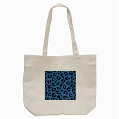 Skin5 Black Marble & Blue Colored Pencil Tote Bag (cream) by trendistuff