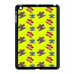 Camera Pattern          Apple Ipad Mini Hardshell Case by LalyLauraFLM