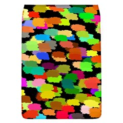 Colorful Paint On A Black Background           Samsung Galaxy Grand Duos I9082 Hardshell Case by LalyLauraFLM