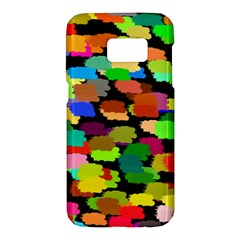 Colorful Paint On A Black Background           Lg G4 Hardshell Case by LalyLauraFLM