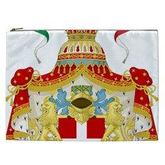 Coat Of Arms Of The Kingdom Of Italy Cosmetic Bag (xxl)  by abbeyz71