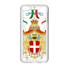 Coat Of Arms Of The Kingdom Of Italy Apple Ipod Touch 5 Case (white) by abbeyz71