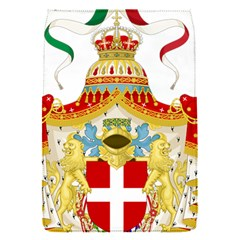 Coat Of Arms Of The Kingdom Of Italy Flap Covers (s)  by abbeyz71